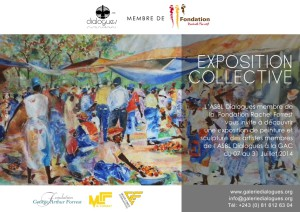Expo Collective Juillet 2014