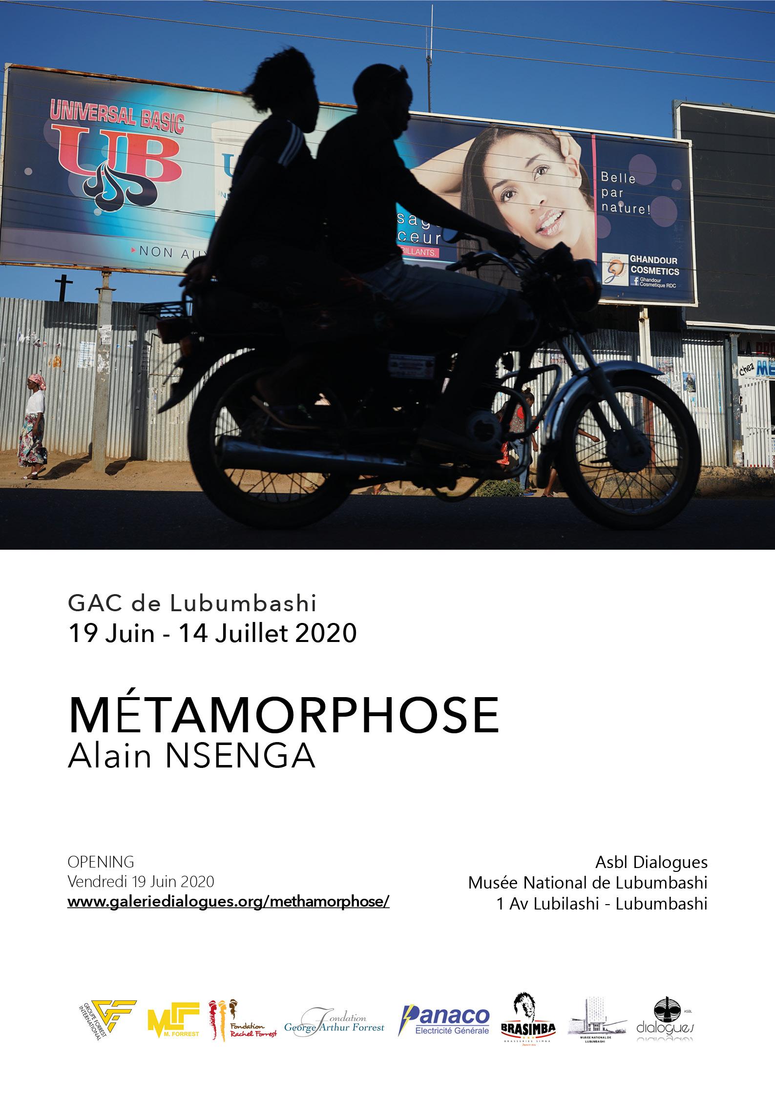 Flyer Métamorphose